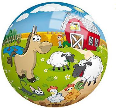 Bunter Bauernhof Ball
