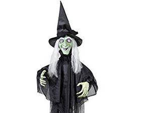 Sprechende Hexe