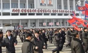 Ich bin der Kim Jong Un