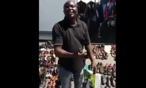 Schuhe von Moschee geklaut