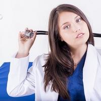 Geliebte Krankenschwester