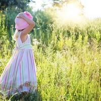 Kleines Mädchen gesucht
