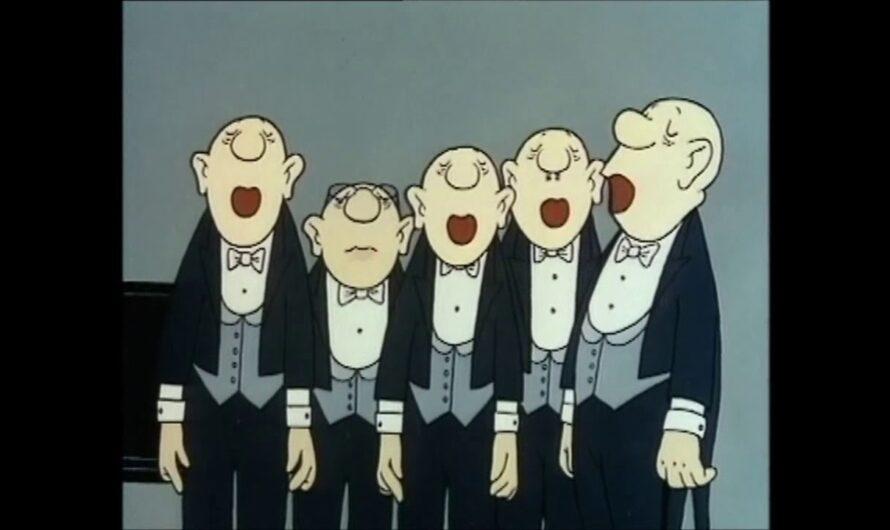 Singen und Meckern